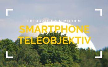Smartphone Teleobjektiv