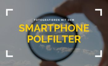 Polarisationsfilter Smartphone