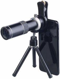 Somikon Teleobjektiv Smartphone