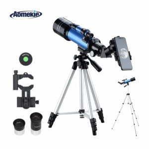 Aomekie Smartphone Teleskop 70/400