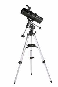Bresser Smartphone Spiegelteleskop Bresser Pluto EQ 114/500