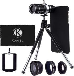 CamKix Objektiv-Set für iPhone - Bestseller Nr. 1