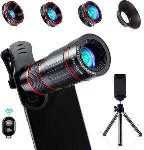 Crenova Handy Objektiv Kamera Kit im Smartphone Objektive Test