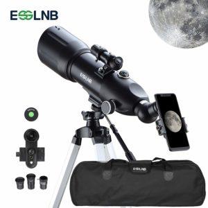 ESSLNB Smartphone Teleskop Einsteiger 80/400