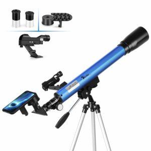 TELMU Teleskop - F60050M / 5