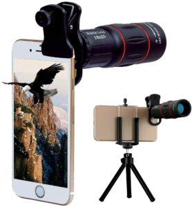 Patasen Universal 18X Handy Teleobjektiv