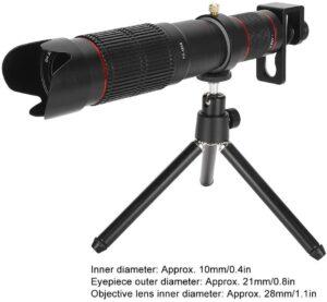 Zoomobjektiv-Kit für Telefonkameras