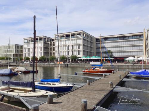 Phönixsee Dortmund - Smartphone-Foto