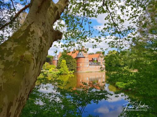 Wasserschloss Herten - Smartphone-Foto